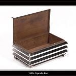 1930s Cigarette Box