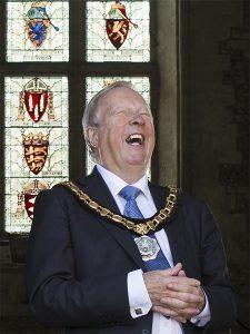Councillor Keith Chapman MBE