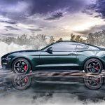 Ford Mustang Bullitt V8 5.0L 540BHP